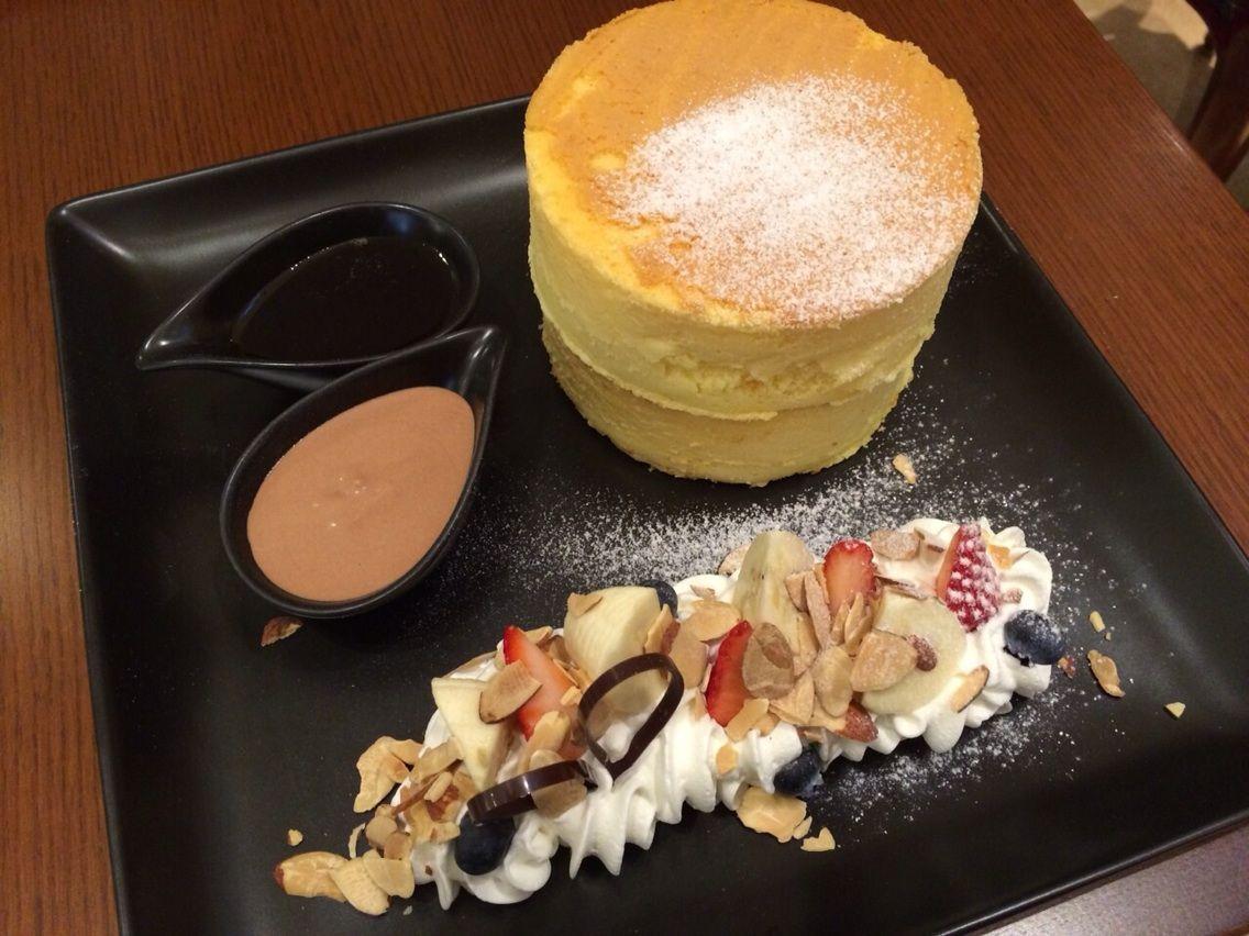 パンケーキ ISHIYA cafe