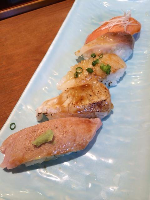 寿司  花まる 時計台店