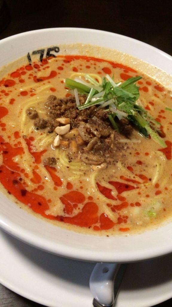 担々麺 175°DENO 担担麺
