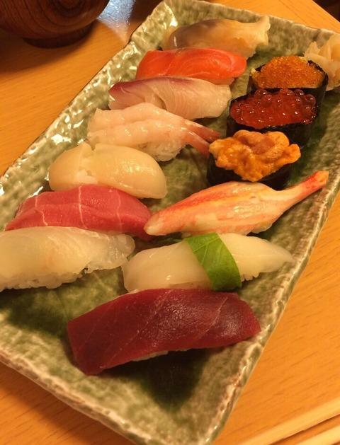 寿司 場外市場 北の旬