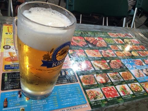 【季節限定】札幌大通りビアガーデン キリン