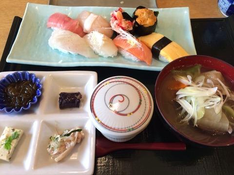 寿司 花まる