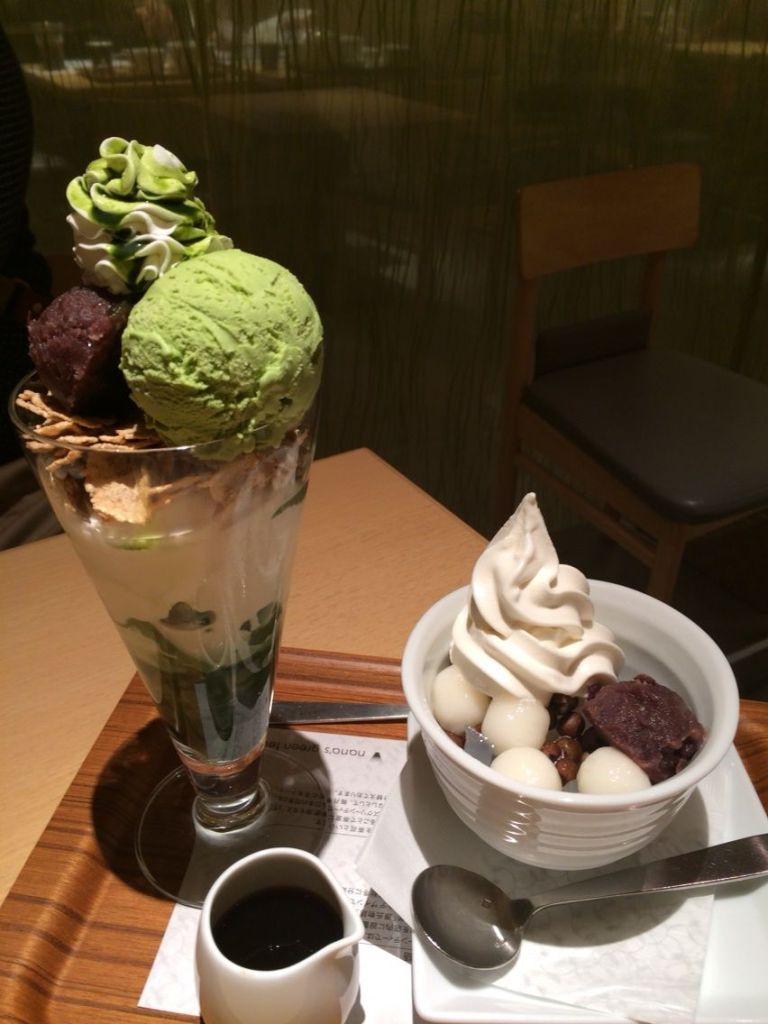 カフェ nana's green tea