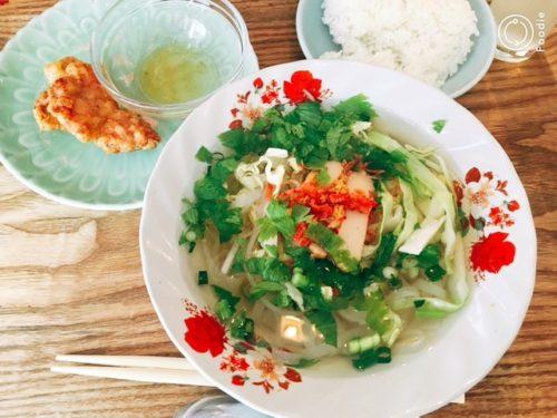 タイ料理 クルアサモーン